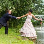 Hochzeit in Preetz bei Kiel
