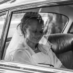 Die Braut kommt im Oldtimer - Hochzeit in Spohienhof bei Preetz von Kerstin und Sebastian aus Hamburg