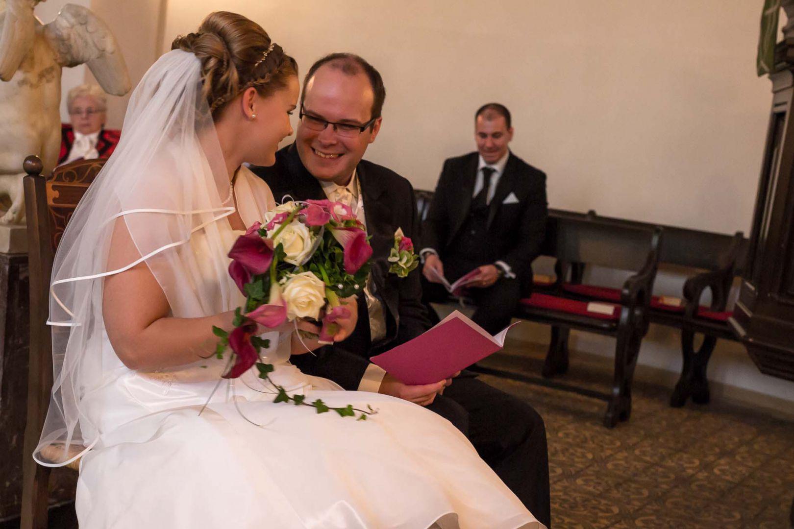 Trauung - Hochzeit in Spohienhof bei Preetz von Kerstin und Sebastian aus Hamburg